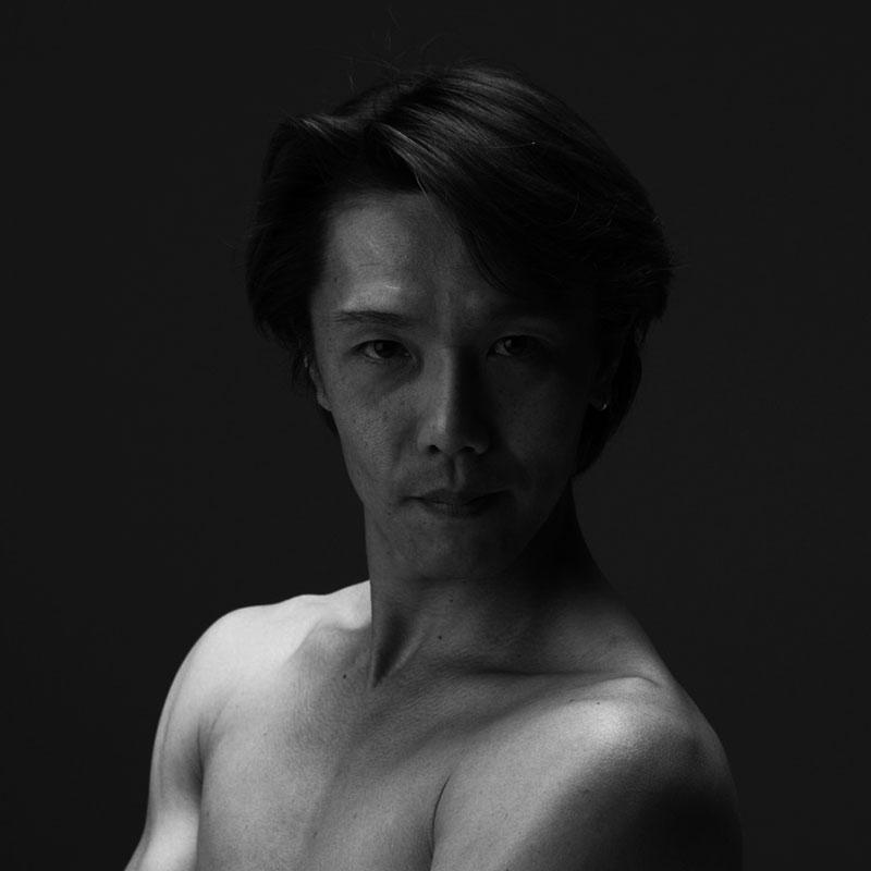 クラシックバレエ講師 奥田 慎也