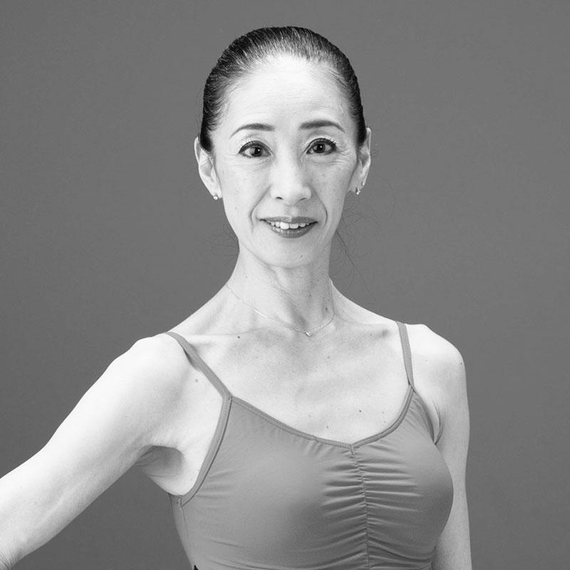 クラシックバレエ講師 吉野 百合子